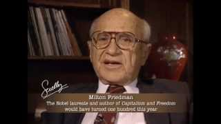 Episode 4 - Milton Friedman - What's needed to achieve prosperity (1994 interview)